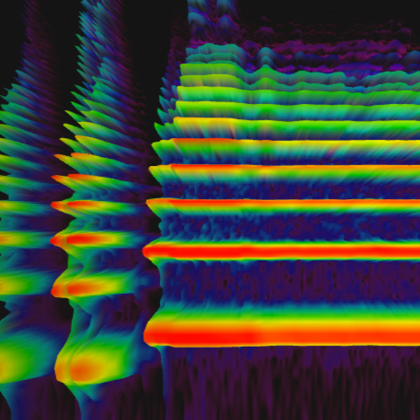 Chrome Music Lab - Spectrogram
